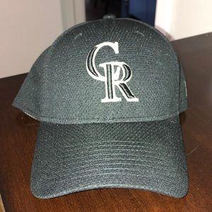 New Era Colorado Rockies Fitted Baseball Hat
